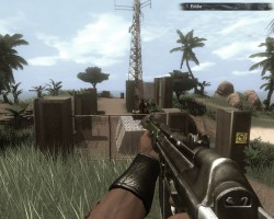 Download mp_radio fc1 remake map for game Far Cry 2 - Far