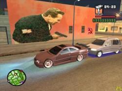 Download Arnie Strikes Back modification for game GTA San